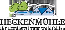 Logo des Landhotel Heckenmühle